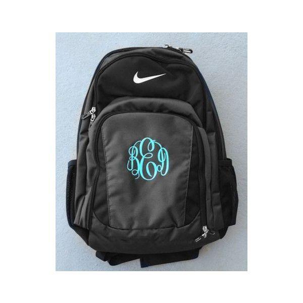 Best 25 Monogram Backpack Ideas On Pinterest North Face