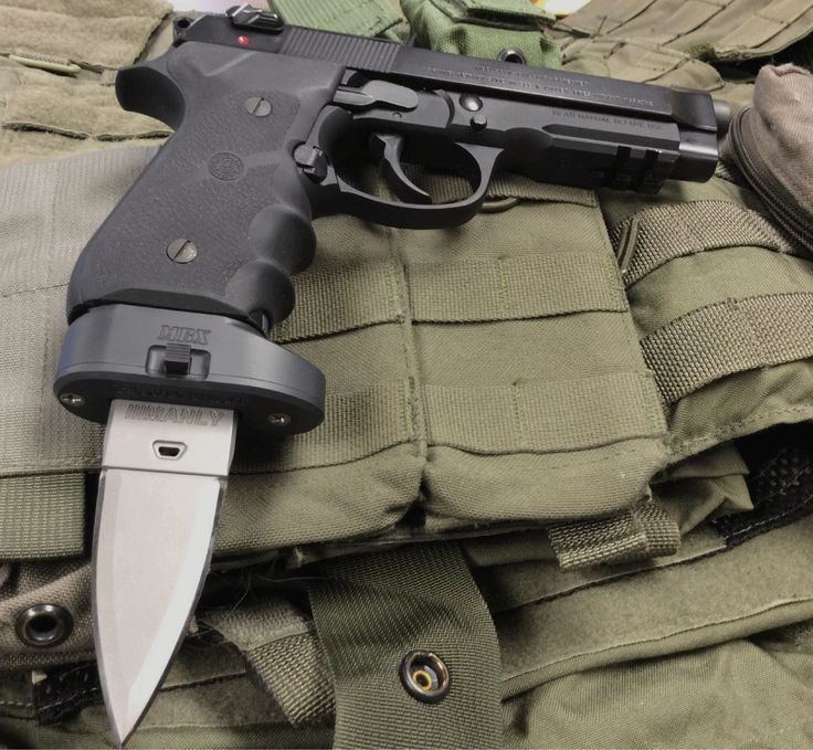 Manly innovations, Llc - Mbx Magazine Base Interchange System And The Manly Bayonet