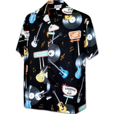 chemise hawaienne ...Vinyl