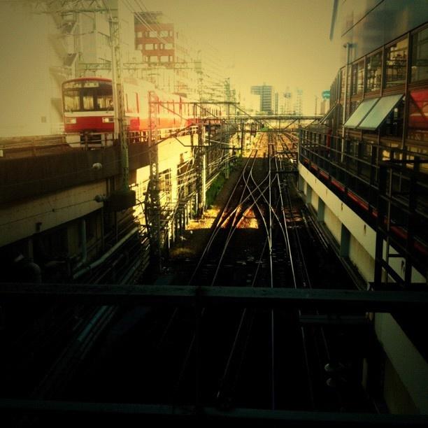 Summer morning. 空気感が好きだ。 #station - @tetsuyak9- #webstagram