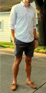 Pantalones cortos para hombres. Ideas de outfits con pantalones cortos para hombres. Cómo llevar pantalones cortos.