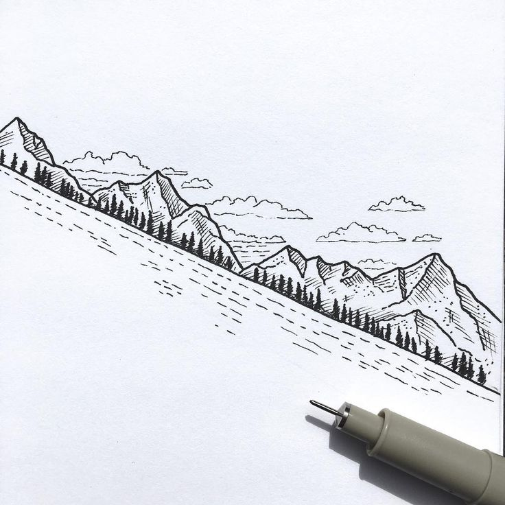 pen simple inspiration ink sketch sketches drawings fineliner drawing doodle effective stippling nature pens using tattoo illustration artwork sketchbook flowers