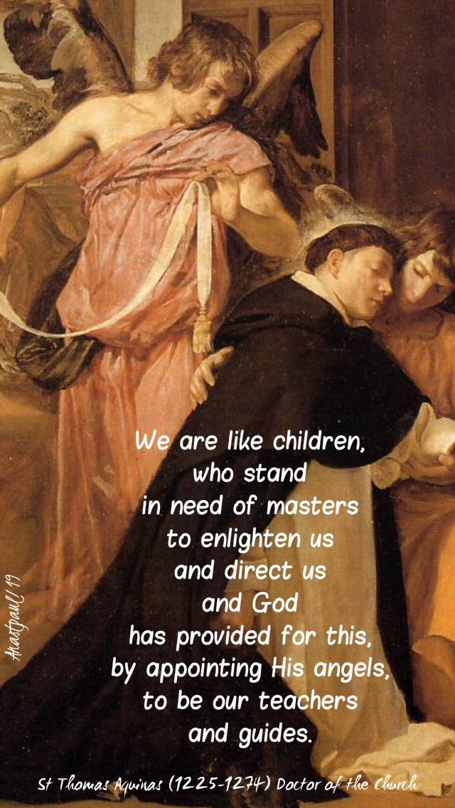 Quote S Of The Day 28 January St Thomas Aquinas 1225 1274 Doctor Of The Church Saint Quotes Catholic Saint Thomas Aquinas Thomas Aquinas