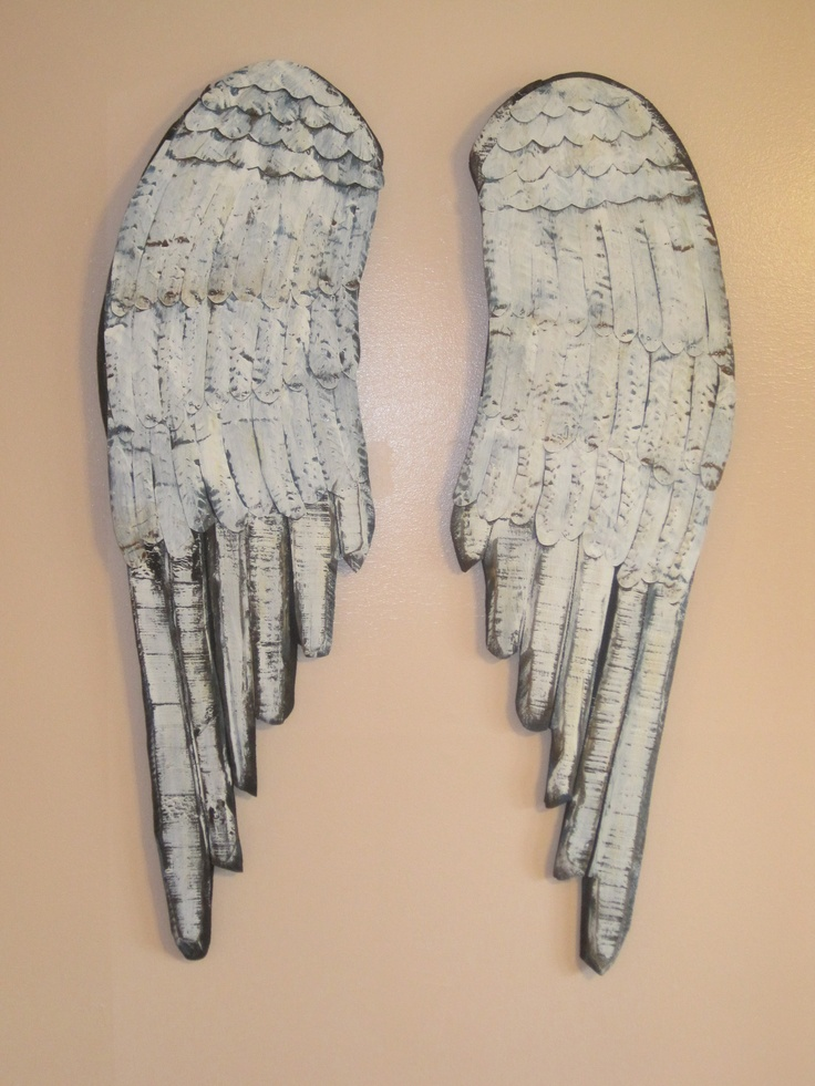 Decor Steals 39 Angel Wings For The Home Pinterest