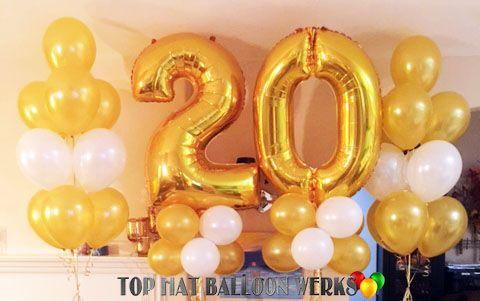 Happy 20th Birthday!