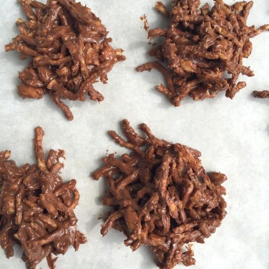 The Best No-Bake Haystack Cookies from Katie Workman/ themom100.com