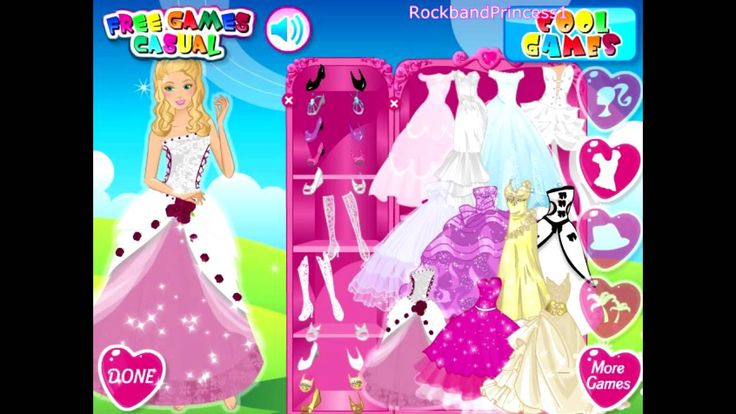 55+ Play Free Barbie Wedding Dress Up Games - Wedding Dresses for Plus Size Check more at http://svesty.com/play-free-barbie-wedding-dress-up-games/