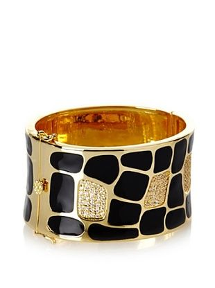 68% OFF CZ by Kenneth Jay Lane Safari Bangle