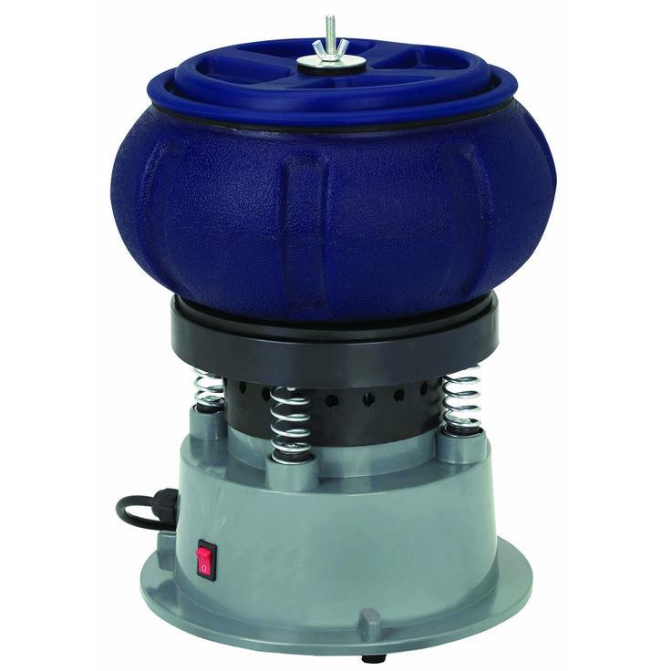 5 Lb. Metal Vibratory Tumbler Bowl