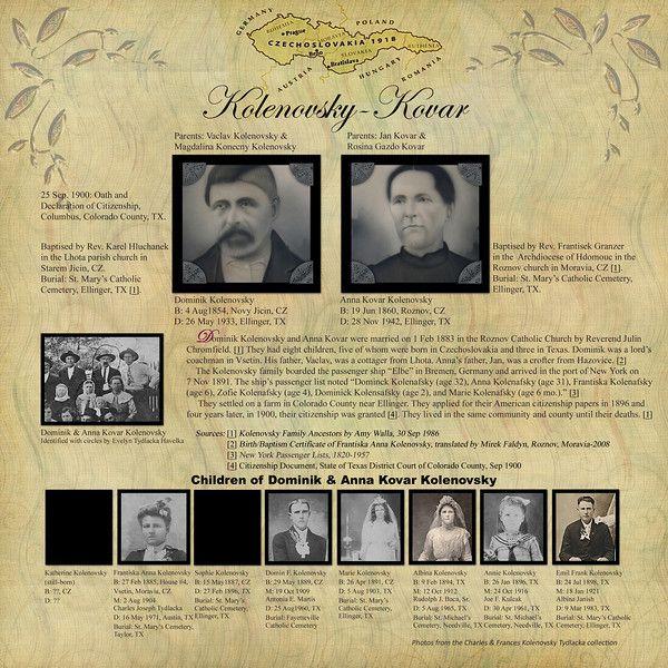 heritage photo album ideas - 17 Best images about Genealogy Heritage Scrapbooking on