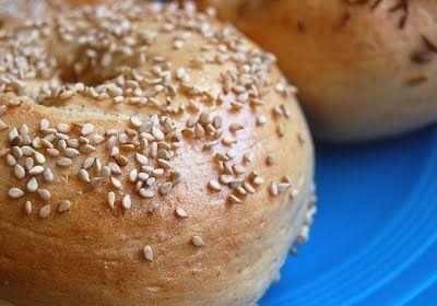 Homemade Bagels! // neverhomemaker