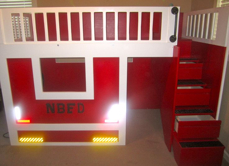 16 best Projects images on Pinterest Fire truck beds 34 beds
