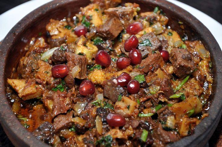 Рецепты грузинских блюд