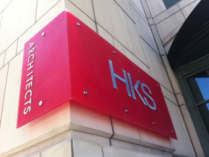 HKS Corporate Office | Installations | 3form
