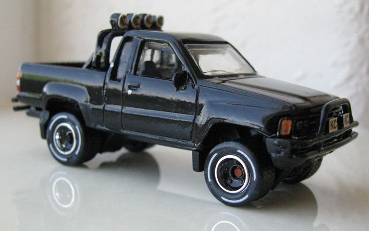 1987 back to the future toyota 4x4 pick up truck brooke shields pinterest to the back to. Black Bedroom Furniture Sets. Home Design Ideas