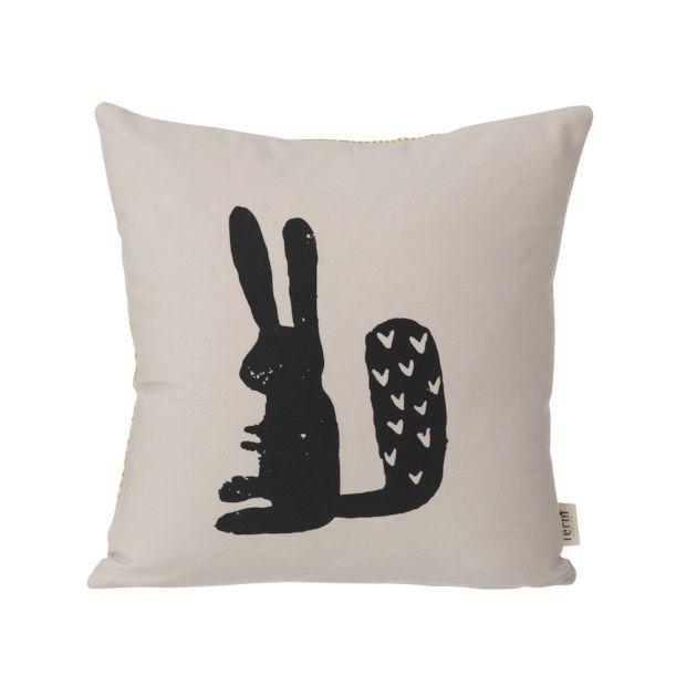 Ferm Living Rabbit Kussen - 30 x 30 cm