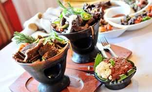 Up to 50% Off at Lucy Ethiopian Restaurant and Lounge