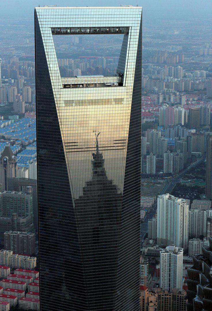 Saiba quais são os maiores arranha-céus do mundo