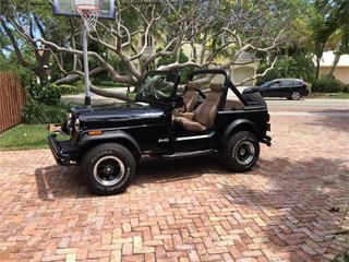1986 Jeep CJ7 for Sale   ClassicCars.com   CC-653036