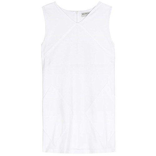 (バレンシアガ) Balenciaga レディース トップス タンクトップ Cotton top 並行輸入品  新品【取り寄せ商品のため、お届けまでに2週間前後かかります。】 商品番号:hb4-p00130188