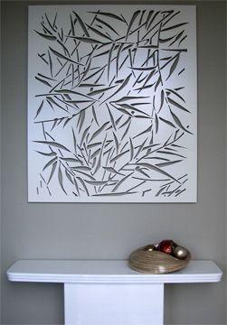 Elegant wall art #screens