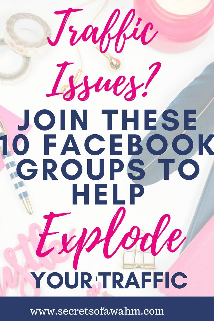 Facebook Groups | Business and blogging | Facebook marketing