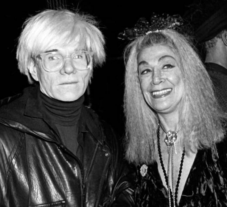 Andy Warhol, Sylvia Miles and Jean-Michel Basquiat attend a Sade concert party on December 10, 1985 at Nishi Naho Restaurant in New York City. Photos by Ron Galella