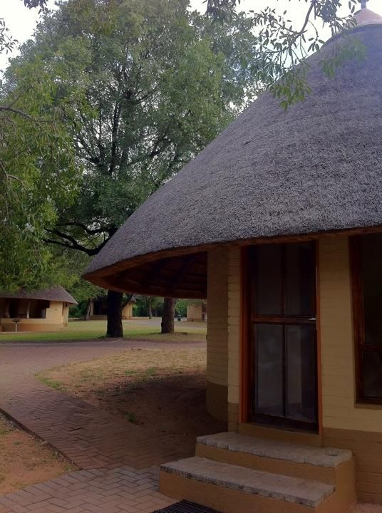 Camping Skukuza - Pretoria, GP