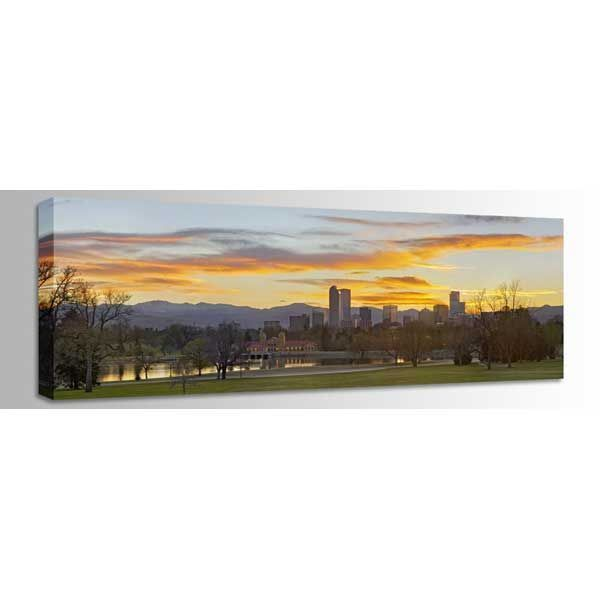 Denver Sunset 60x20 *D by Circle Graphics is now available at American Furniture Warehouse. Shop our great selection and save!