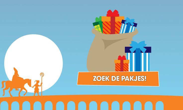 Zojuist speelde ik 'Zoek de pakjes' van #Kwantum. Mijn highscore is 6 seconden. De snelste speler wint een zak vol cadeaus! Doe jij ook mee? #Kerst #winnen #cadeaus