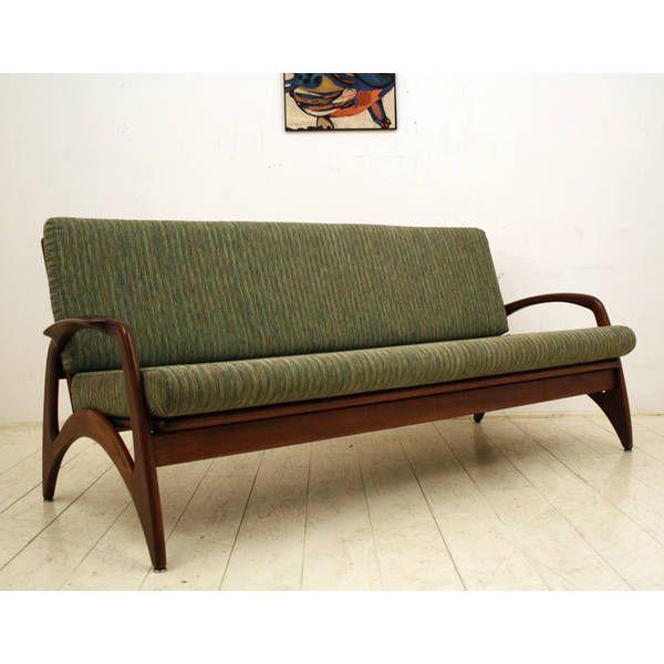 vintage couch by Gelderland, the Netherlands