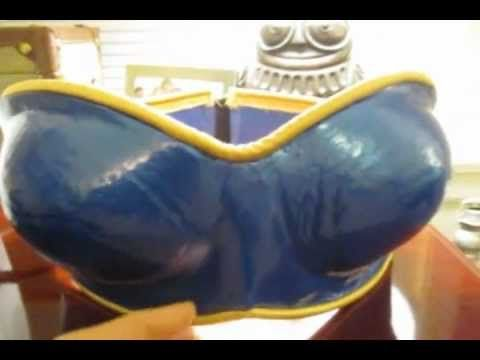 Coswork Log 1 -- Craftfoam Breastplate Tutorial - YouTube, sew on craftfoam