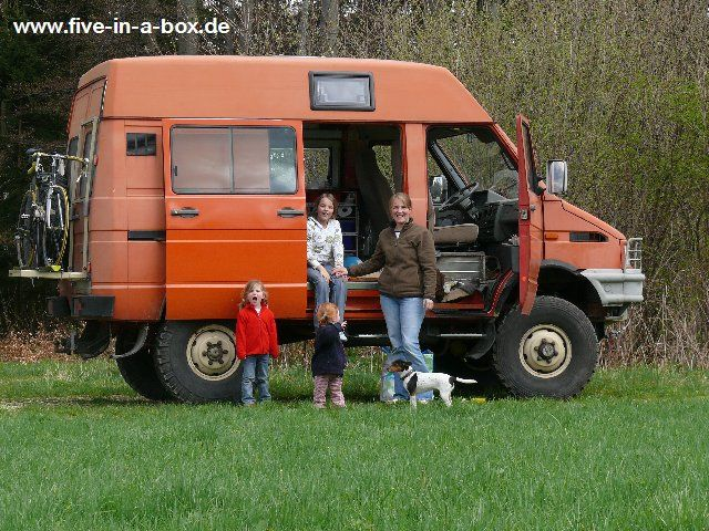iveco turbo daily 4x4 camper vehicles i find awesome pinterest 4x4 campers and kid. Black Bedroom Furniture Sets. Home Design Ideas