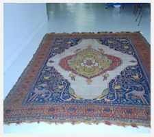 Oriental Rug Cleaning Delray  Our professional oriental rug cleaning Delray services have helped plenty of clients in the Delray Beach area. Aside from cleaning and handling antique rugs, we also clean carpets and delicate textiles. Our family owned business also offer other services such as rug restoration and repair, dusting and fringe cleaning.