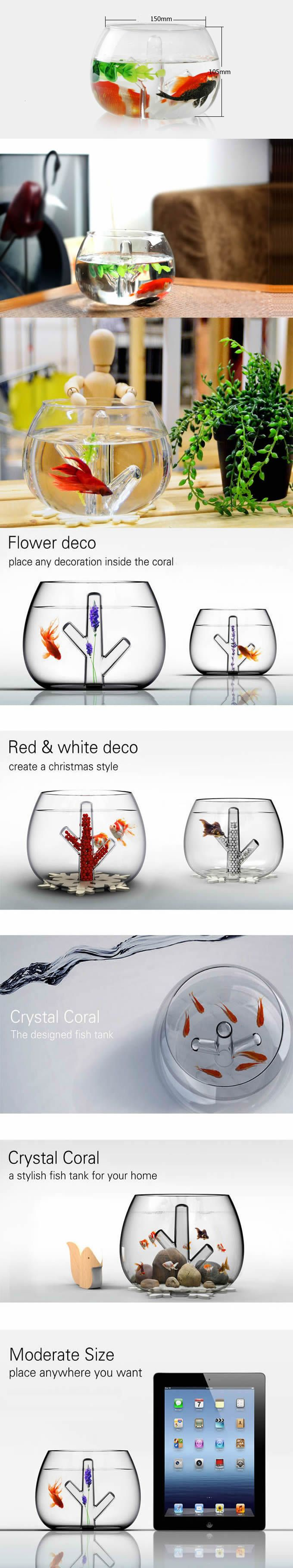 Fish tank in home place - Glass Fish Tank