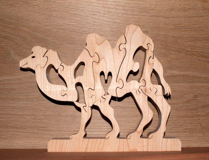 202 Best Woodimals Images On Pinterest Puzzles Puzzle