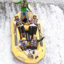 Bajing dam at Bali rafting around 5 meters. #balicycling #balirafting #baliraftingandbalicycling #baliactivities #balitour