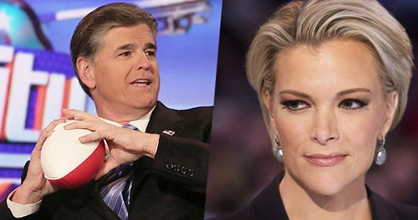 Fox News' Sean Hannity is accusing his colleague Megyn Kelly of openly supporting Hillary Clinton. Kelly called out Donald Trump and Clinton on Wednesday for avoiding hard-hitting interviews. From …