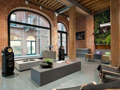 Bowers & Wilkins opent ID Lounge in Antwerpen