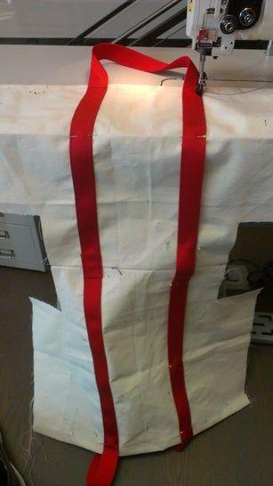 Wie man eine Einkaufstasche macht   – Sewing