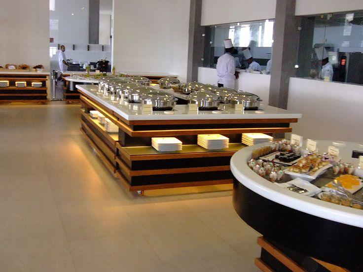 Hotel Kitchen Equipment suppliers sri lanka ALIYA Buffet counters