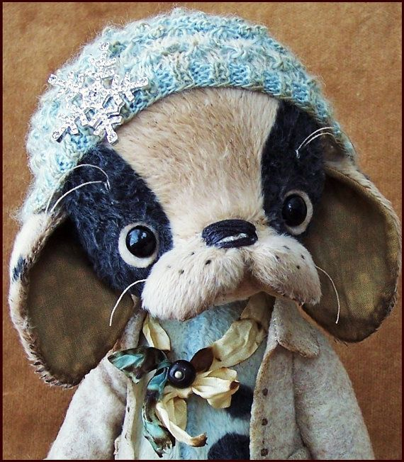 Hey, I found this really awesome Etsy listing at https://www.etsy.com/pt/listing/217876003/by-alla-bears-original-artist-vintage