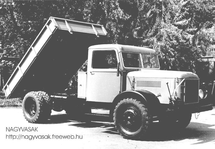 Csepel D-350