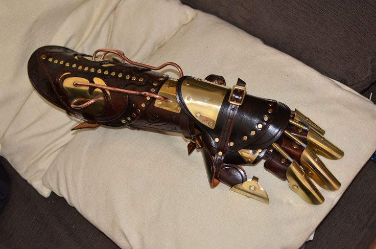 steampunk arm - Google Search