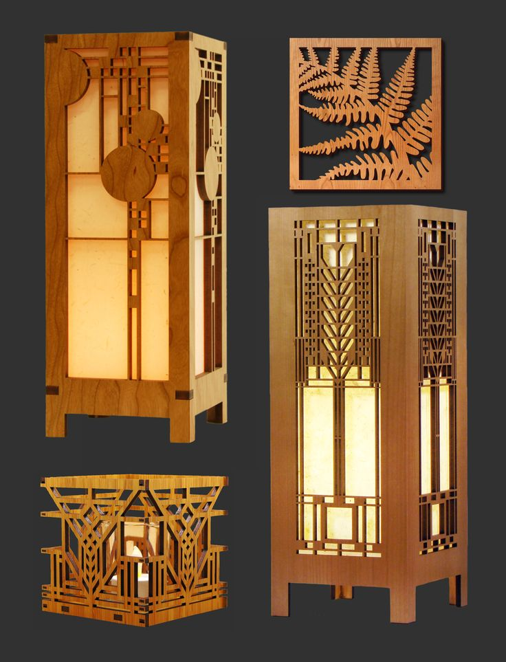 Laser Cut Wood and Paper Products by Lightwave Laser                                                                                                                                                      Mais