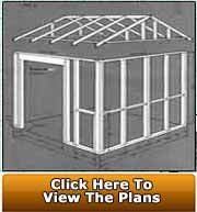OUTDOOR SHED PLANS – Blueprints To Build an Outdoor Shed