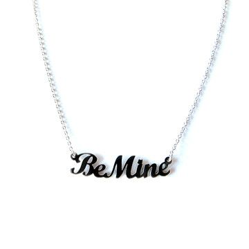Ana Linares Be Mine Necklace, $135, now featured on Fab. #jewelry #necklace