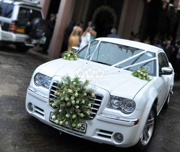36 Coole Ideen Fur Autoschmuck Zur Hochzeit Archzine Net Auto Dekoration Hochzeitsautos Coole Ideen
