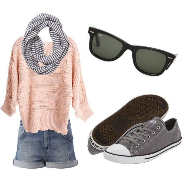 : Jean Shorts, Pink Sweater, Comfy Chil, Chuck, Summer Outfits, Comfy Casual, Summer Nights, Casual Looks, My Style
