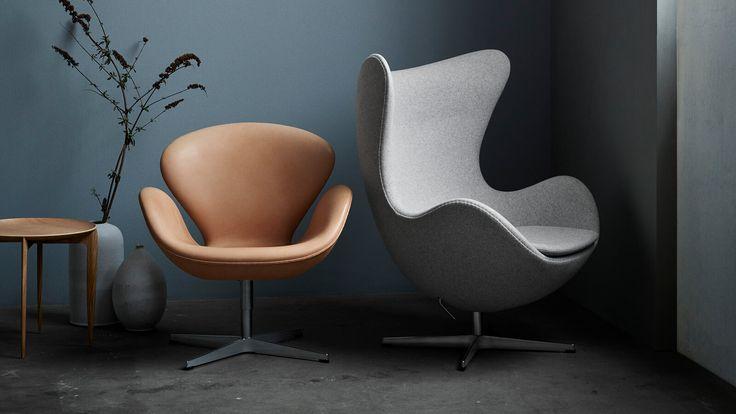 designed by Arne Jacobsen フリッツ・ハンセン